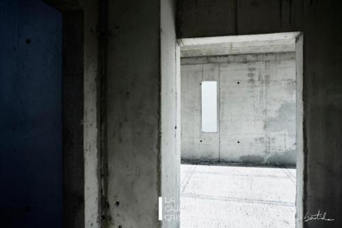 La Caja Gris - Fotografia de Construcción - Vivienda Unifamiliar Aretxabaleta - Gipuzkoa