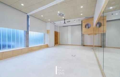 La Caja Gris - Fotografía de Interiorismo - Izurza - Centro Municipal