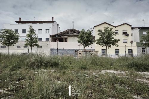 La Caja Gris - Fotografia de Construcción - Judizmendi - Jose Lejarreta